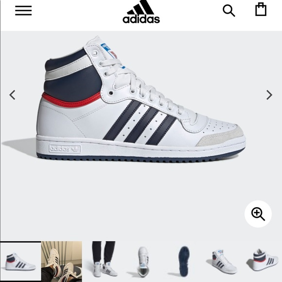 adidas Shoes | Adidas Top Ten High Tops